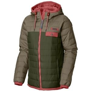 Columbia Mountainside Full Zip Jacket